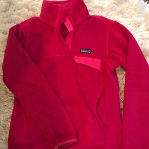 Women's Patagonia  re-tool pullover size S